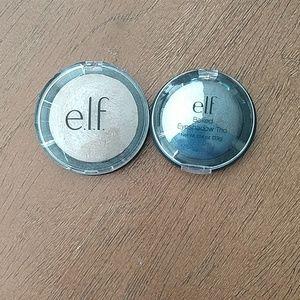 Elf baked highlighter and eyeshado trio